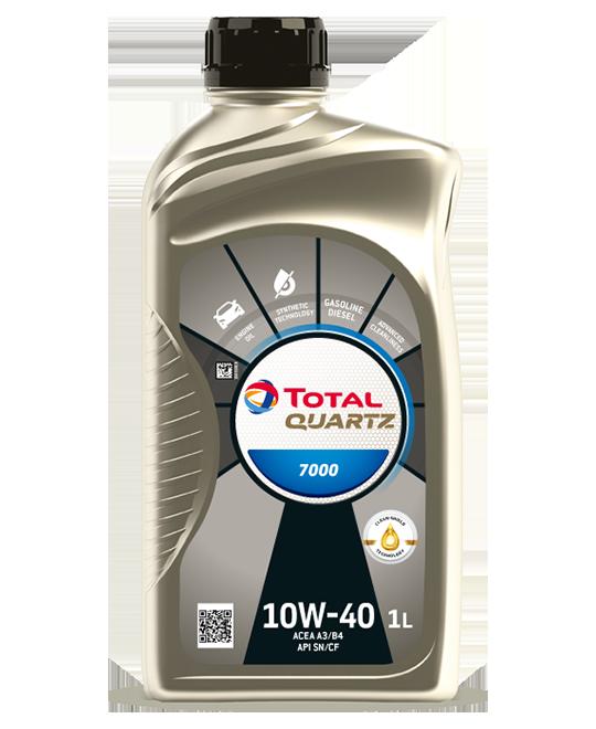 Total Quartz 7000